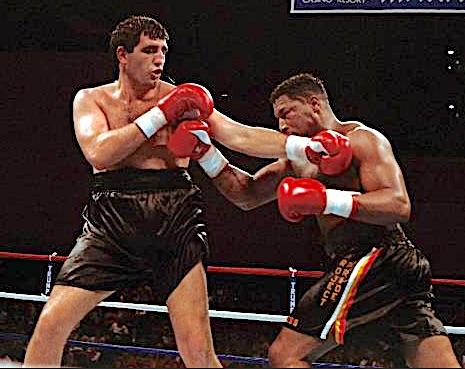 Francesco Damiani vs Ray Mercer