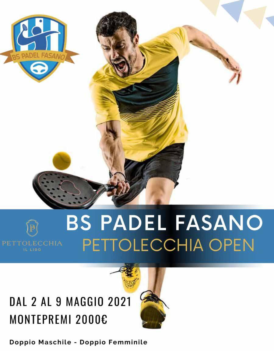 BS Padel - Pettolecchia Open