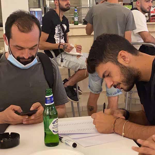 BS Padel - Donvito Moreno, Mancini Saverio